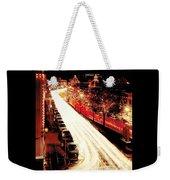 Plaza Christmas - Kansas City Weekender Tote Bag