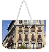 Plaza De Ramales Tenement House Weekender Tote Bag