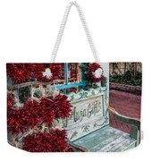 Plaza Gifts Bench Weekender Tote Bag