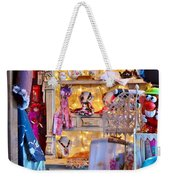 Shop At The Boardwalk Plaza Hotel - Rehoboth Beach Delaware Weekender Tote Bag