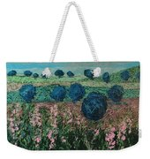Pleasant Meadows Weekender Tote Bag