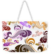 Plenty Of Fish In The Sea 5 Weekender Tote Bag