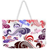Plenty Of Fish In The Sea 6 Weekender Tote Bag