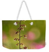 Plum Pudding Plant  Weekender Tote Bag