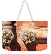 Plumbing And Mortar Weekender Tote Bag