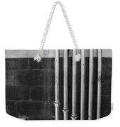 Plumbing Symmetry Weekender Tote Bag