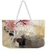 Plumeria - 064073079m3 Weekender Tote Bag