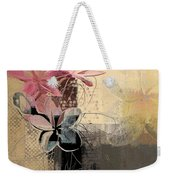 Plumeria - 64-115152167m4t3b Weekender Tote Bag
