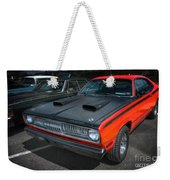Plymouth Duster 340 Weekender Tote Bag