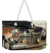 Plymouth Special Deluxe Front Weekender Tote Bag