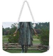 Pocahontas Sculpture Weekender Tote Bag
