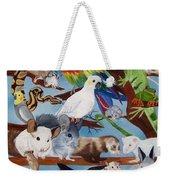 Pocket Pets Weekender Tote Bag