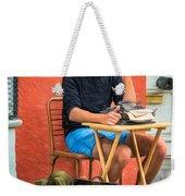 Poet For Hire - Paint Weekender Tote Bag