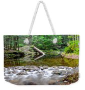 Poetic Side Of Nature Weekender Tote Bag