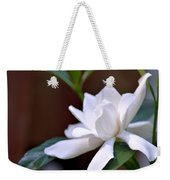 Poetry In White Weekender Tote Bag