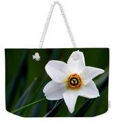 Poet's Daffodil Weekender Tote Bag