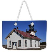 Point Cabrillo Light Station Weekender Tote Bag