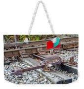 Point Indicator  7d07894 Weekender Tote Bag