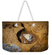 Point Lobos Abstract 11 Weekender Tote Bag