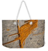 Point Lobos Abstract 13 Weekender Tote Bag