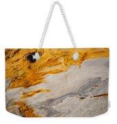 Point Lobos Abstract 14 Weekender Tote Bag