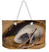 Point Lobos Abstract 3 Weekender Tote Bag