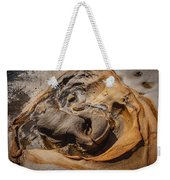 Point Lobos Abstract 7 Weekender Tote Bag