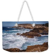 Point Lobos Surf Weekender Tote Bag