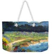 Point Lobos Trail Weekender Tote Bag