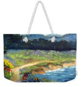 Point Lobos Trail Weekender Tote Bag