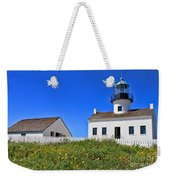 Point Loma Lighthouse By Diana Sainz Weekender Tote Bag