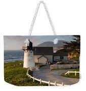 Point Montara Lighthouse  Weekender Tote Bag
