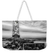 Point Of Ayre Lighthouse Weekender Tote Bag