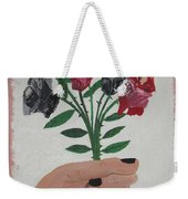 Point Of Beauty Weekender Tote Bag