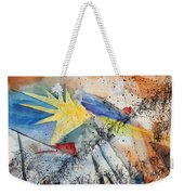 Point Of View Weekender Tote Bag