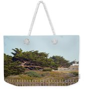 Point Pinos Lighthouse Pacific Grove California Weekender Tote Bag