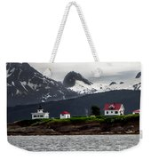 Point Retreat Weekender Tote Bag