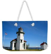 Point Robinson Lighthouse Weekender Tote Bag