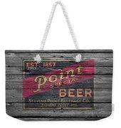 Point Special Beer Weekender Tote Bag