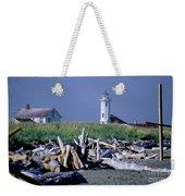 Point Wilson Weekender Tote Bag