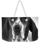 Pointer Dog Weekender Tote Bag