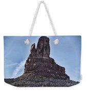 Pointing Towards The Heavens Weekender Tote Bag