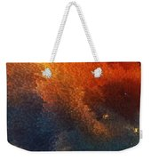 Points Of Light Abstract Art By Sharon Cummings Weekender Tote Bag by Sharon Cummings