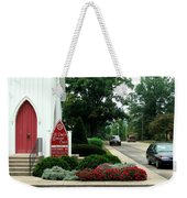 Points Of View Weekender Tote Bag