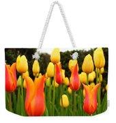 Pointy Tulips Weekender Tote Bag