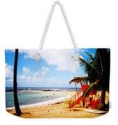 Poipu Beach Kauai Hawaii Weekender Tote Bag