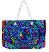 Poised Assurance Weekender Tote Bag