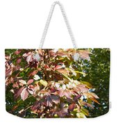 Poisin Oak Weekender Tote Bag