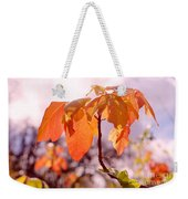 Poison Ivy Beauty Weekender Tote Bag
