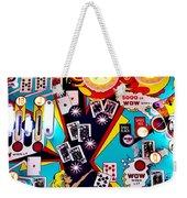 Poker Playfield Weekender Tote Bag